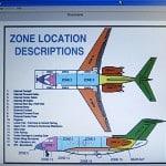 Zone location descriptions