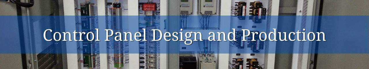 Control Panel Design and Production