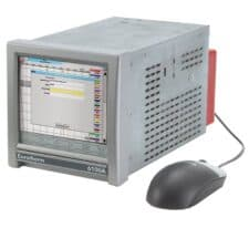 Eurotherm 6100A with Mouse