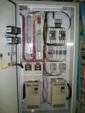 Oven Controls Inside
