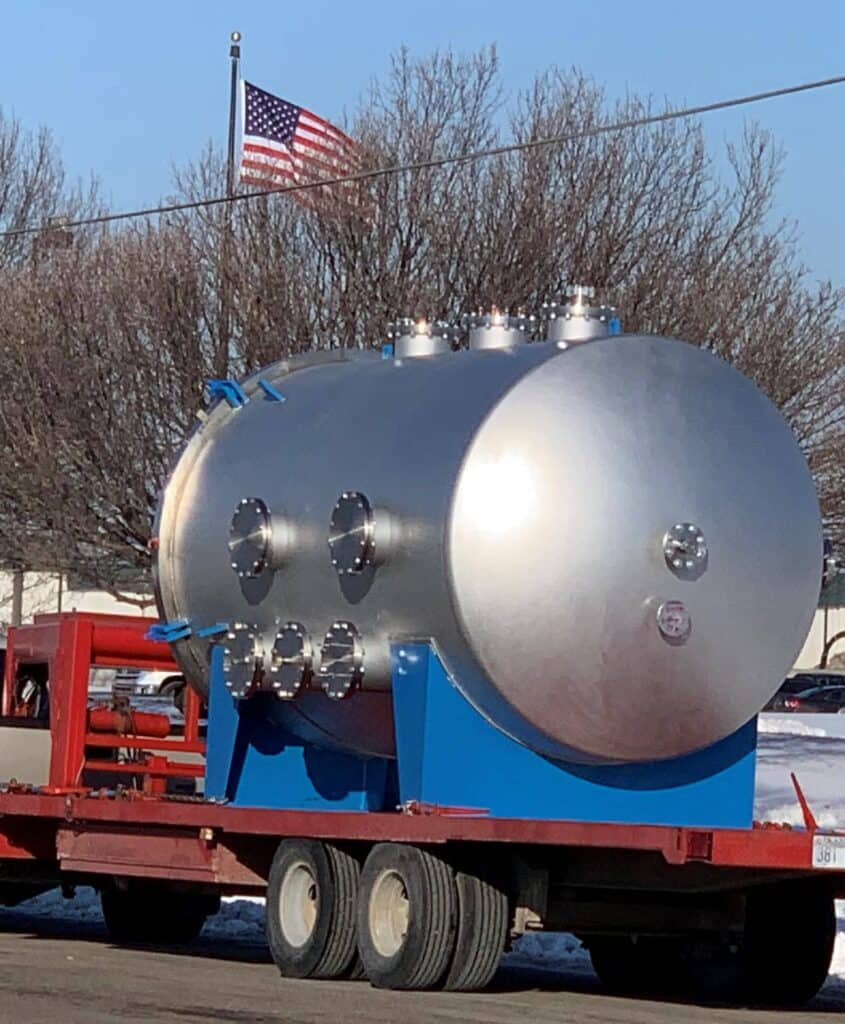 Sputter Chamber Delivery