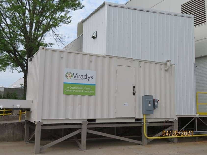 Viradys Disinfection Unit